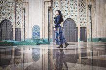 摩洛哥最美清真寺--哈桑二世清真寺