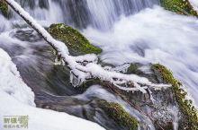 这个冬天,去新疆泡温泉!