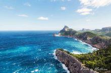 西班牙马略卡岛网红观景台