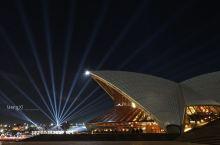 每年6月的悉尼灯光节