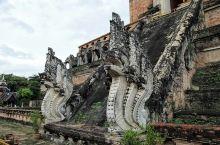 50万人的城市,300座寺庙,最著名的就是契迪龙寺