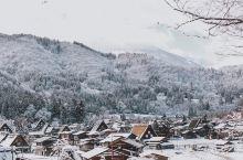 #世界遗产在日本最美乡村享受童话式美景 早在1995年就被联合国教科文组织指定为世界文化遗产的白川乡