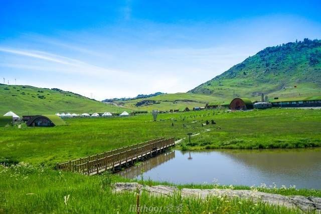 草原石人哈薩克民族文化產業園4