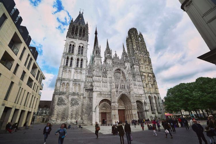 Rouen Cathedral2