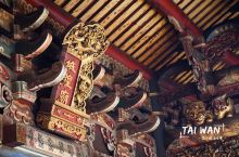 古香古色鹿港城隍庙