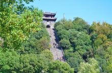 台州有个江南八达岭,竟然是北京八达岭长城的范本