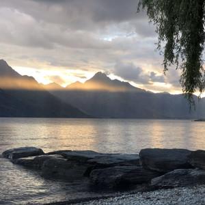 克伦威尔游记图文-新西兰的夏日圣诞节!——奥克兰土著带父母(自驾+火车)看尽南岛必打卡绝美风景