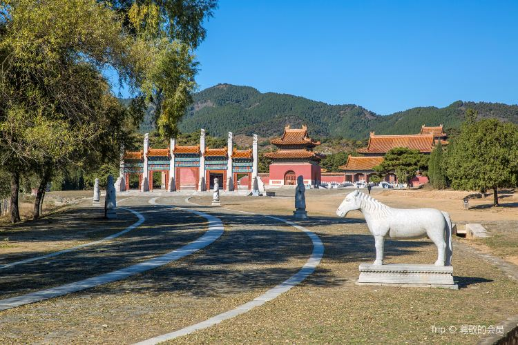 Eastern Qing Tombs2