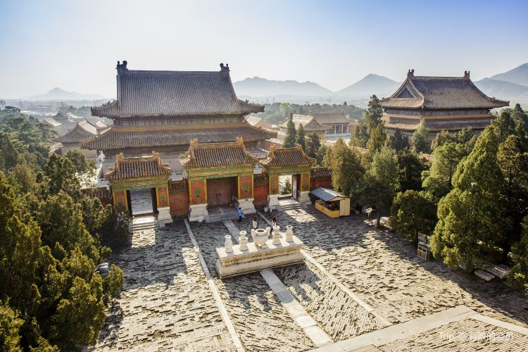Eastern Qing Tombs4