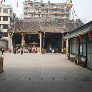 城隍庙旅游景点攻略图