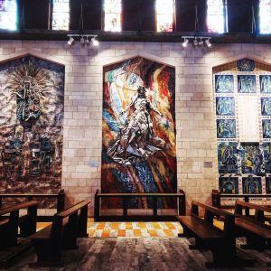 圣天使报喜东正教堂旅游景点攻略图