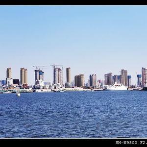 海河外滩公园旅游景点攻略图