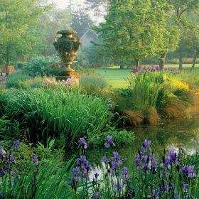 牛津大学植物园旅游景点攻略图