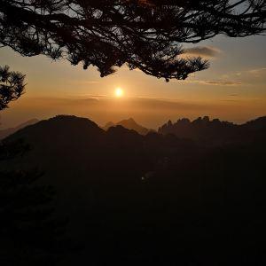 丹霞峰旅游景点攻略图