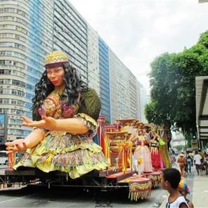 里约游记图文-小天独家,在巴西过狂欢节