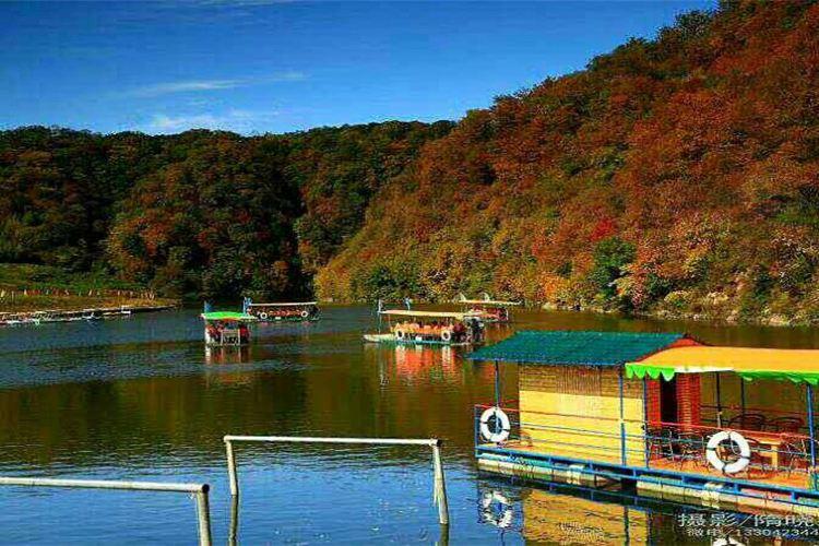 Nantianmen Hongyegu Sceneic Area1