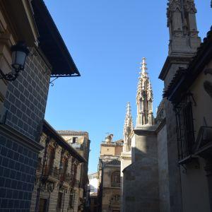 格拉纳达大教堂旅游景点攻略图