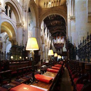 牛津基督教堂学院旅游景点攻略图