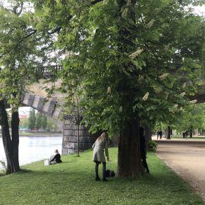 城市环形公园旅游景点攻略图