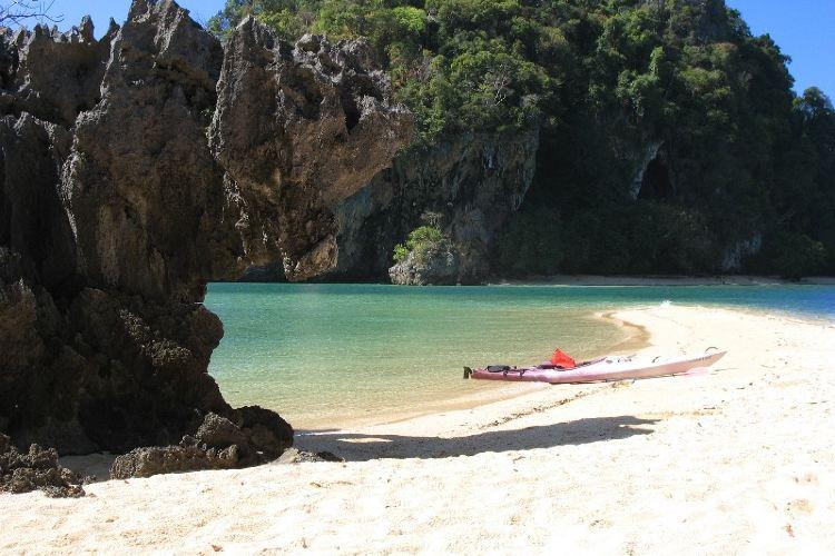 Koh Yao Noi Paradise sea kyak