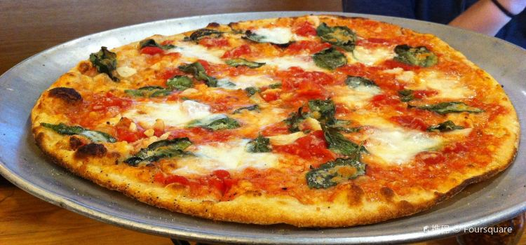 Sweet Tomatoes Neapolitan Pizza