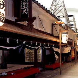 大阪生活今昔馆旅游景点攻略图