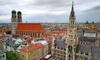 慕尼黑旅游景点攻略图