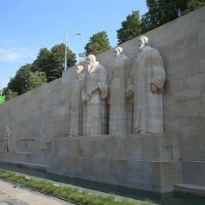 宗教改革纪念碑旅游景点攻略图