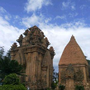 Poshanư塔旅游景点攻略图