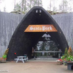 圣诞公园旅游景点攻略图