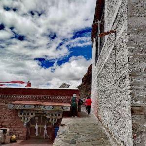 曲古寺旅游景点攻略图