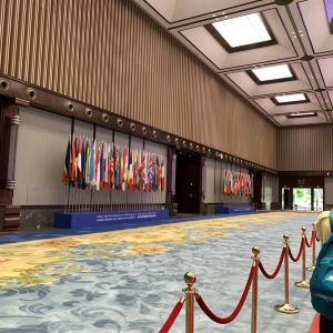 乌镇互联网国际会展中心旅游景点攻略图