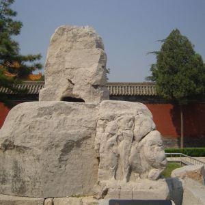 西岳庙旅游景点攻略图