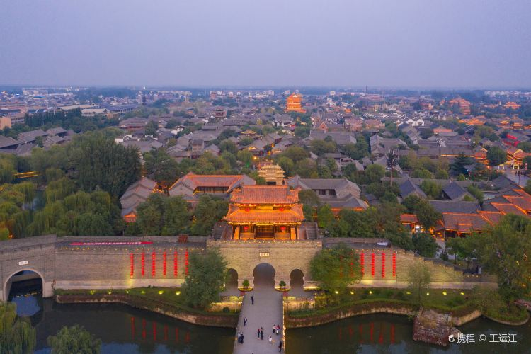 Taierzhuang Ancient City1
