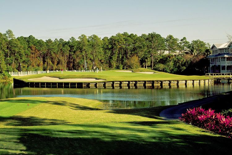 Disney's Lake Buena Vista Golf Course1
