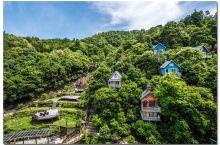 童话故事的情节就发生在座大山里——宁波班玛家民宿丨漫休谷