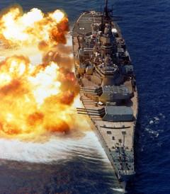 [Los Angeles游记图片] 第851回:战斗之星重返战场,依阿华级战列舰炮