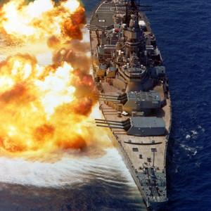秘鲁游记图文-第851回:战斗之星重返战场,依阿华级战列舰炮