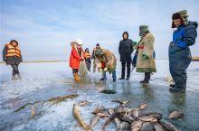 中国最大的内陆淡水湖,比西湖还大140倍,冬天捕鱼成为热门景点