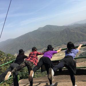 梅岭狮子峰旅游景点攻略图