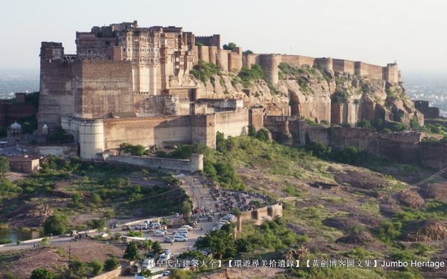 第941回:拉贾斯坦太阳城堡,居高临下坚不可摧