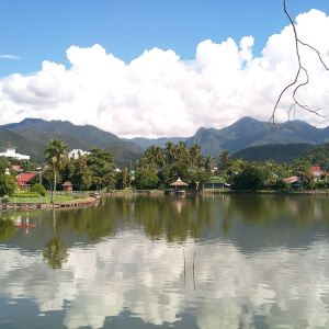 MaeHongSon Lake旅游景点攻略图