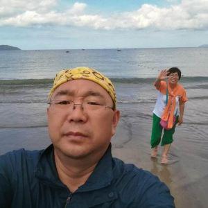 美溪海滩旅游景点攻略图