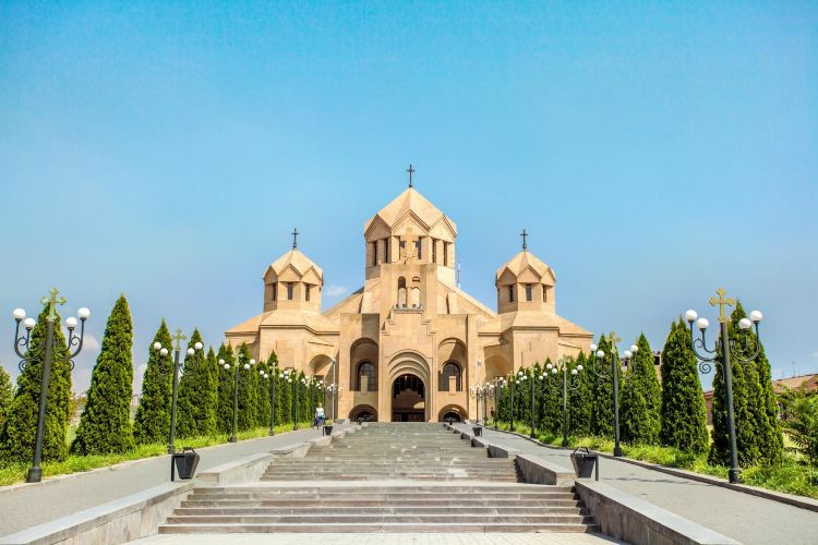 Saint Gregory The Illuminator Cathedral