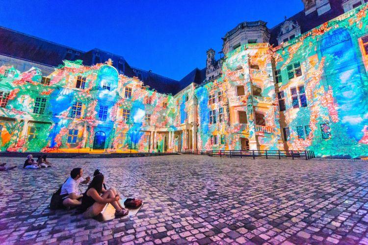 布盧瓦王家城堡
