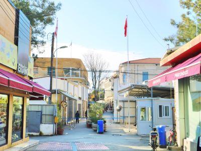 Border On The Nicosia