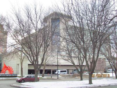 考夫曼的表演藝術中心