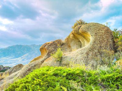 怪石峪風景區