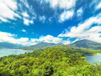 Danau Buyun & Danau Tamblingan