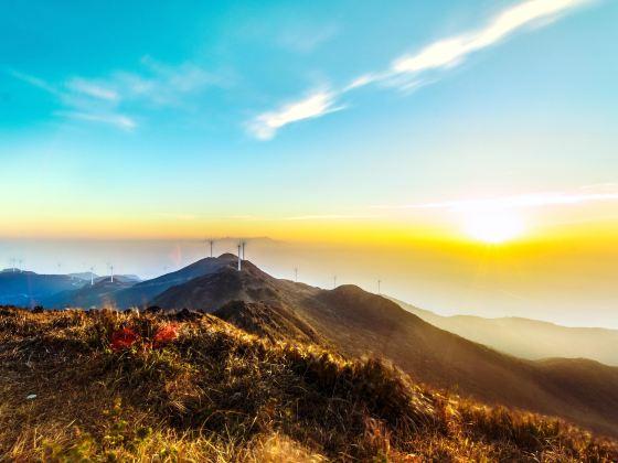 Fushan Range Scenic Spot